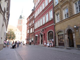 AAA STAY Castle Square Old Town Apartment