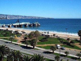 Condo Frente a la Playa - Viña del Mar