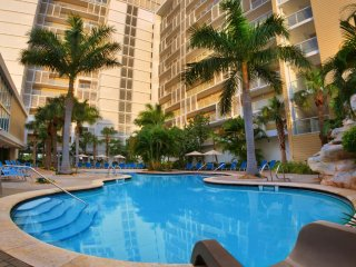 Marriott Crystal Shores - Friday, Saturday, Sunday Check Ins Only!
