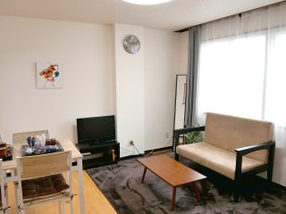 Hakodate Good Location/3bedroom/60㎡/max12people