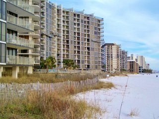 10% off New Spring Res. 4 Beach Front amazing Views with floor to ceiling glass, Panama City Beach