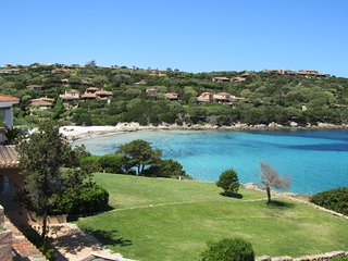 Porto Cervo with direct access to the beach