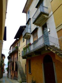 18th Century Apartment with Fresco