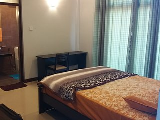 1 BHK Apt  Cosy, Private Fully Furnished Centrally located
