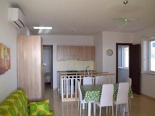 Casa vacanze 4 posti letto con vista mare