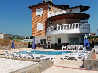 Mountain View Villa Private Pool, Alanya