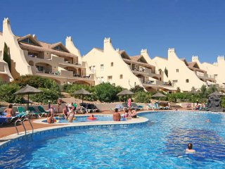 Los Olivos 3 bedroom / 2 bathroom apartment at La Manga Club