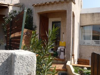 House with 3 rooms in Agde