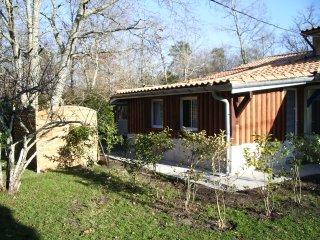 La petite maison de Léon, Avensan