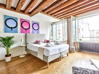 Charming studio in the heart of St Germain
