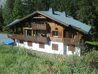Slate Valley Lodge, Morzine
