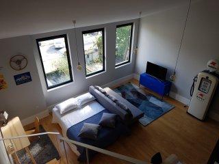 Elegant Loft Duplex