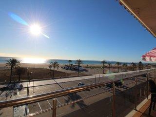 Apart-rent (0083) Apartamento vista al mar & piscina Empuriabrava