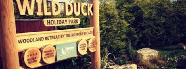 Wild Duck Holiday Park.