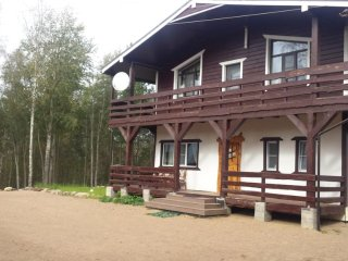 Cottage Alpiyskiy domik