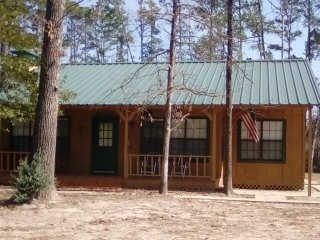 Cabin Rental In East Texas Piney Woods-Holly Lake