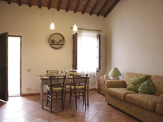 Country cottage with view - Poggetto di Montese, Le Papere apt