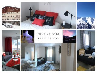 Appartement Rouge Canneberge