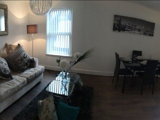 Luxury Apartment near City Centre, Football, Liverpool
