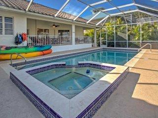 NEW! 3BR Marco Island House w/Private Pool, Isla Marco