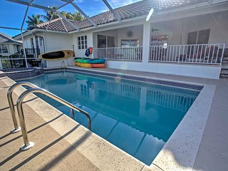NEW! 3BR Marco Island House w/Private Pool!
