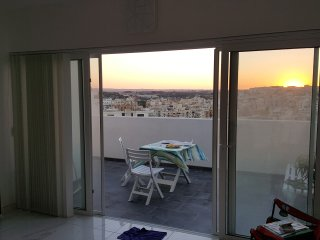 Beautiful Penthouse/ Apartment  located in the central part of marsaskala Malta