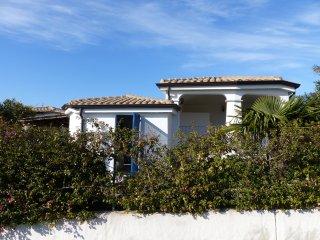 Villa Rosmarino con giardino, 700 metri dalla spiaggia, Calasetta - Sardinien