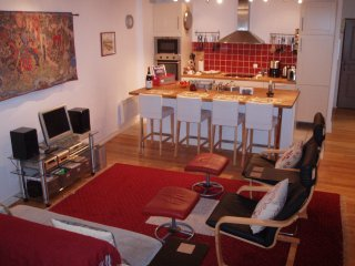 Townhouse Apartment in Pommard Near Beaune