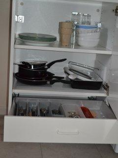 élément bas .vaisselle