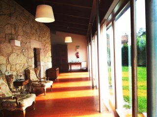 353 Rural house with pool near Portugal, Tomiño