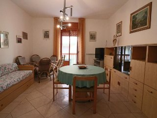 Holiday apartment apartment with balcony overlooking the sea in Salento in Galli
