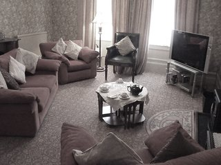 Unique large serviced apartments in Wick