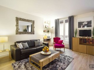 GowithOh - 14111 - Apartment for 4 conveniently located in Montorgueil - Paris