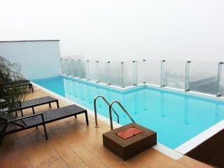 Brand New, Miraflores Luxury Executive Apartment 1612 -departamentosamoblados.pe, Lima