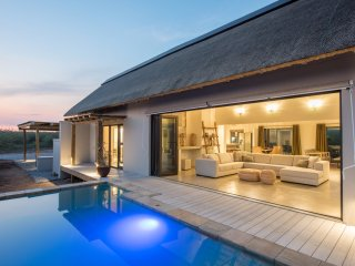 Luxury villa with private pool & surrounded by harmless wildlife