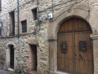 La Posada de los Sentidos, casa convento que fundo San Francisco de Borja S.XVI, Jarandilla de la Vera