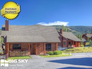 Big Sky Resort | Powder Ridge Cabin 9A Red Cloud