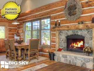 Big Sky Resort | Powder Ridge Cabin 7 Rosebud Loop