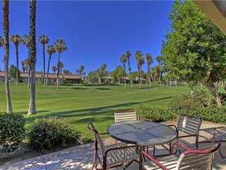 Sunny Patio with Fairway Views! Palm Valley CC (VY236), Palm Desert