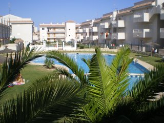 Apartment with 2 rooms in Águilas