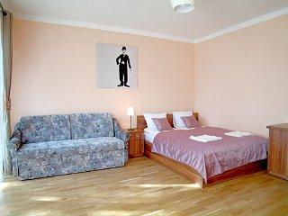 Kossaka Apartment, Cracovia