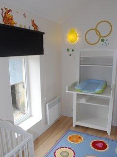 *La Ferme de Longues_3* - chambre enfants