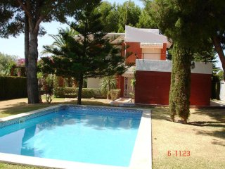 Villa Salitre con piscina privada