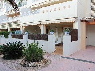 Beach Apartment Las Dunas (WIFI, Parking), Javea