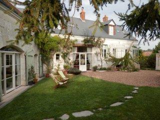 Gîte de charme entre Chenonceau et Beauval, au cœur des Châteaux de la Loire...