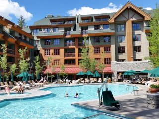 Marriott Grand Residence #2241 - Pool view - South Lake Tahoe