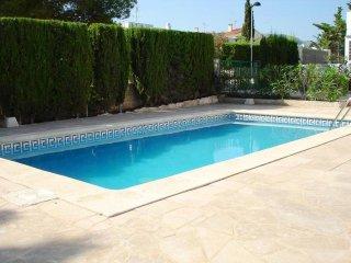 Villa del Pi con piscina privada