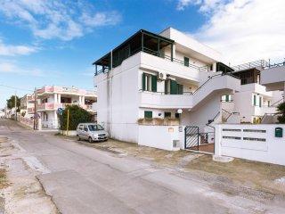778 Comodo appartamento in residence a Santa Maria di Leuc