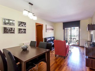 Spacious 4bedroom in the center of Barcelona