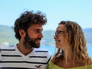 Magdalena & Periklis will be your hosts and hopefully new friends after your stay at Live-Bio!